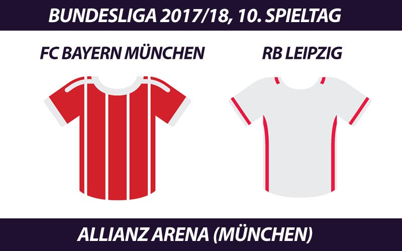 Bundesliga Tickets: FC Bayern - RB Leipzig, 10. Spieltag